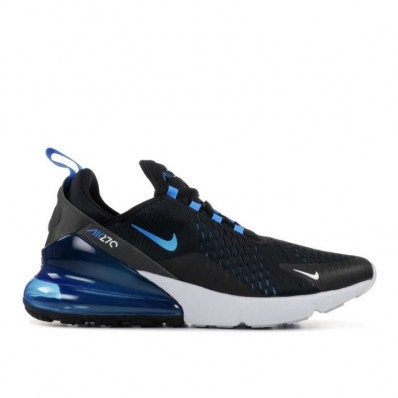 baskets nike air max 270 chaussures de running pour homme femme noir