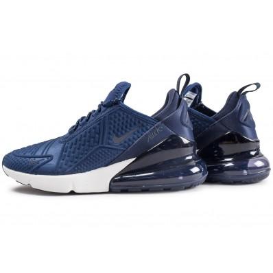 chaussure air max 270 enfant bleu