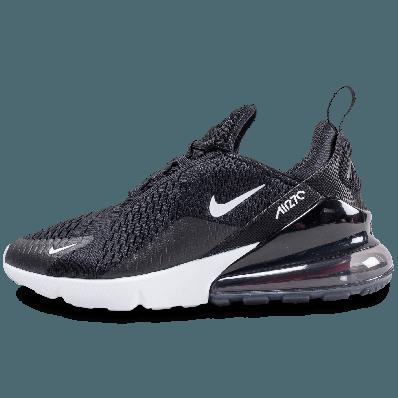 chaussure air max 270 noir et bleu