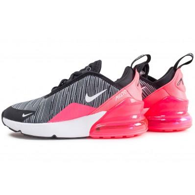 chaussure enfant air max 270 rose