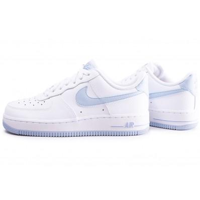 chaussure femme nike air force 1 bleu