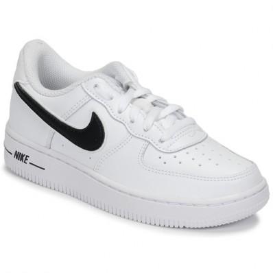 chaussure nike air force 1 blanche et le nike noir