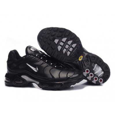 chaussure nike tn enfant garçon noir
