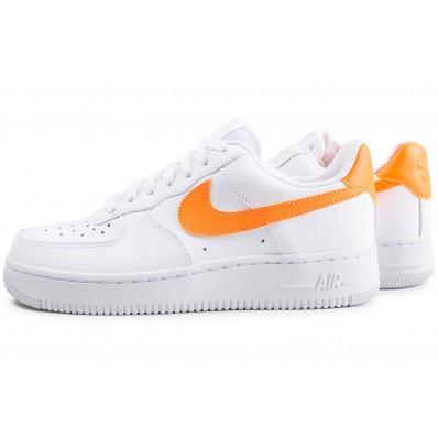 nike air force 1 femme orange