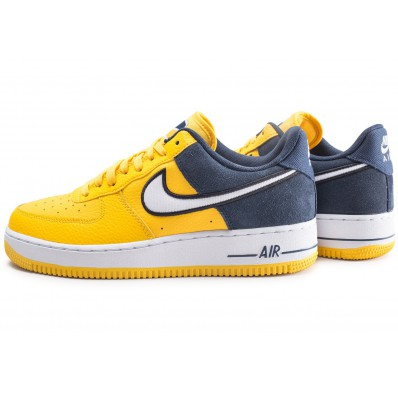 nike air force 1 jaune homme