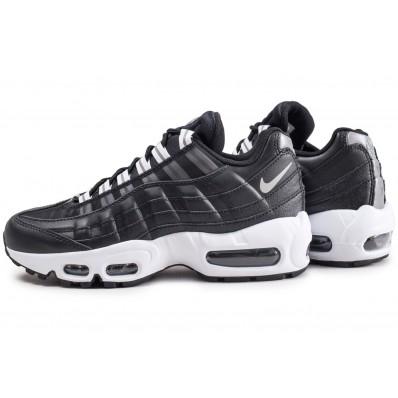 nike chaussure air max 95 femme grise et noire
