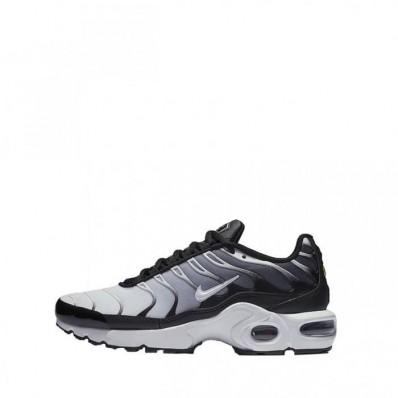 nike sneakers air max plus junior noir et blanc