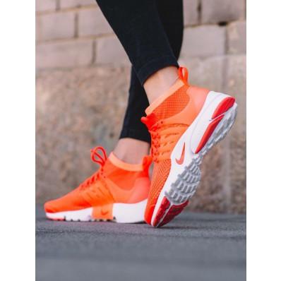 nike sneakers femme orange