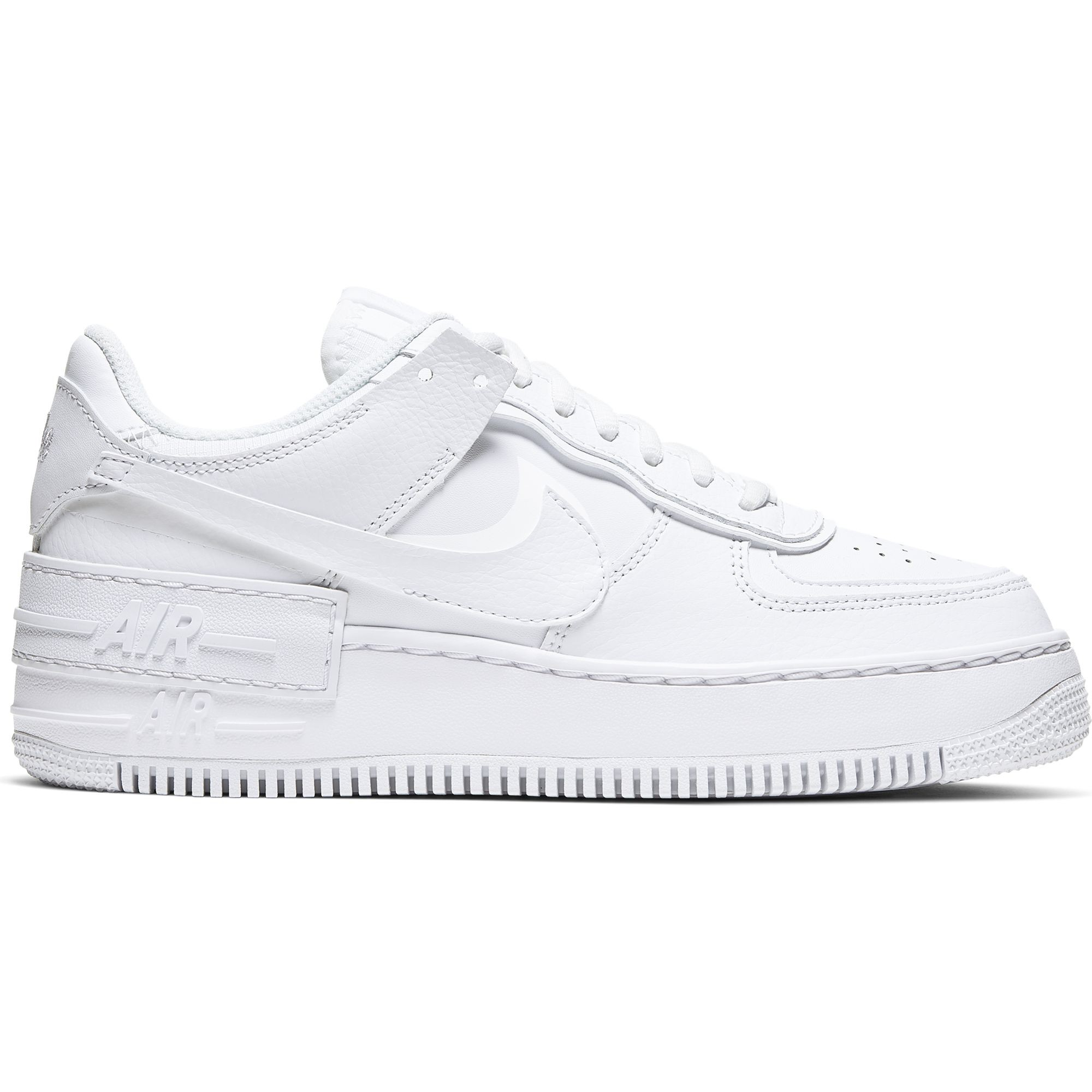 Soldes > air force one shadow blanches > en stock