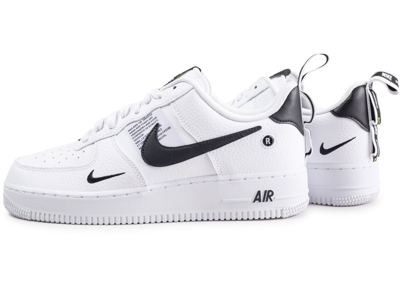 Soldes > nike air force one utility homme > en stock