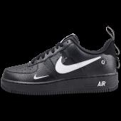 chaussure nike air force 1 blanche et noir