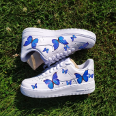 nike air force 1 femme papillon