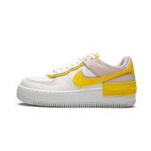 nike air force 1 jaune pastel
