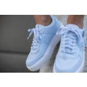 nike air force 1 shadow bleu