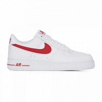 air force 1 blanche et rouge