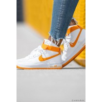 nike air force 1 montante orange