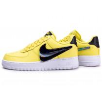 nike air force 1 noir et jaune