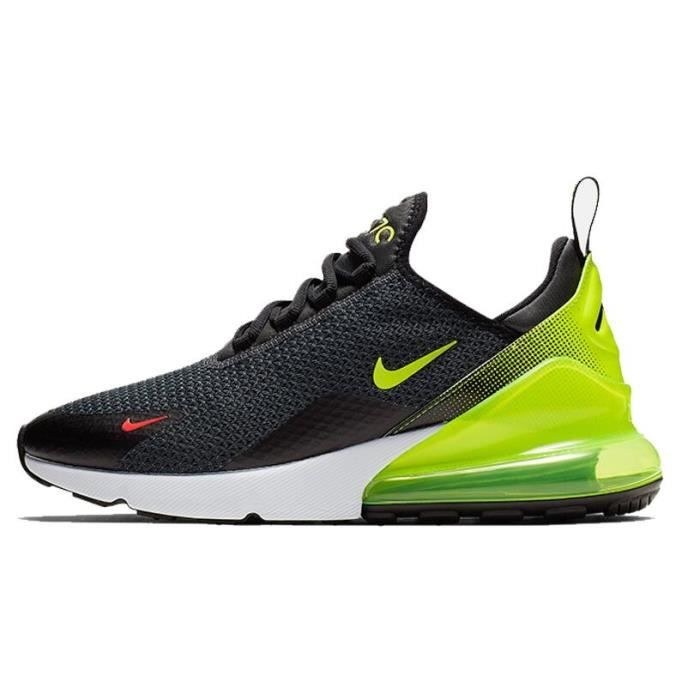 chaussures nike air max 270 homme vert